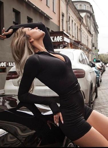Fashion Tayt Tulum Siyah